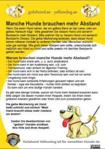 gelberhund-poster