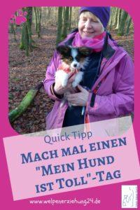 """Mein Hund ist toll""-Tag"